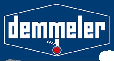 FC Heimertingen - Logo Sponsor Demmeler