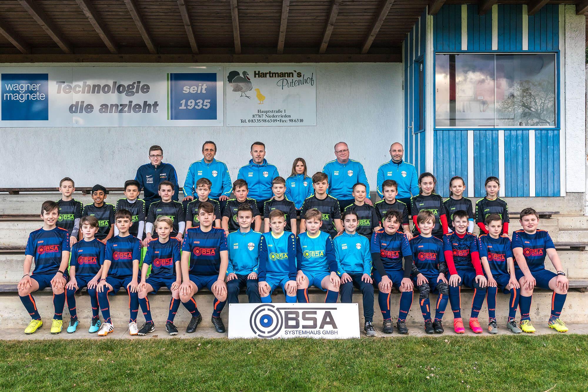 FC Heimertingen D-Jugend