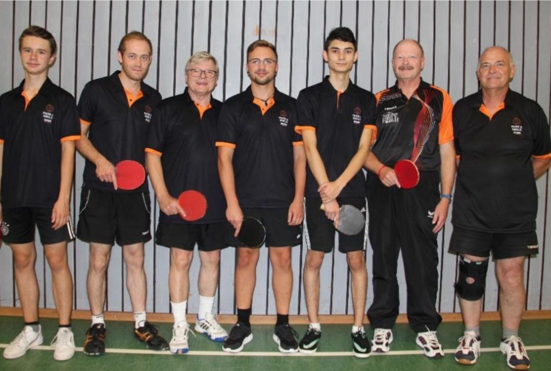 FC Heimertingen Tischtennis Herren 3