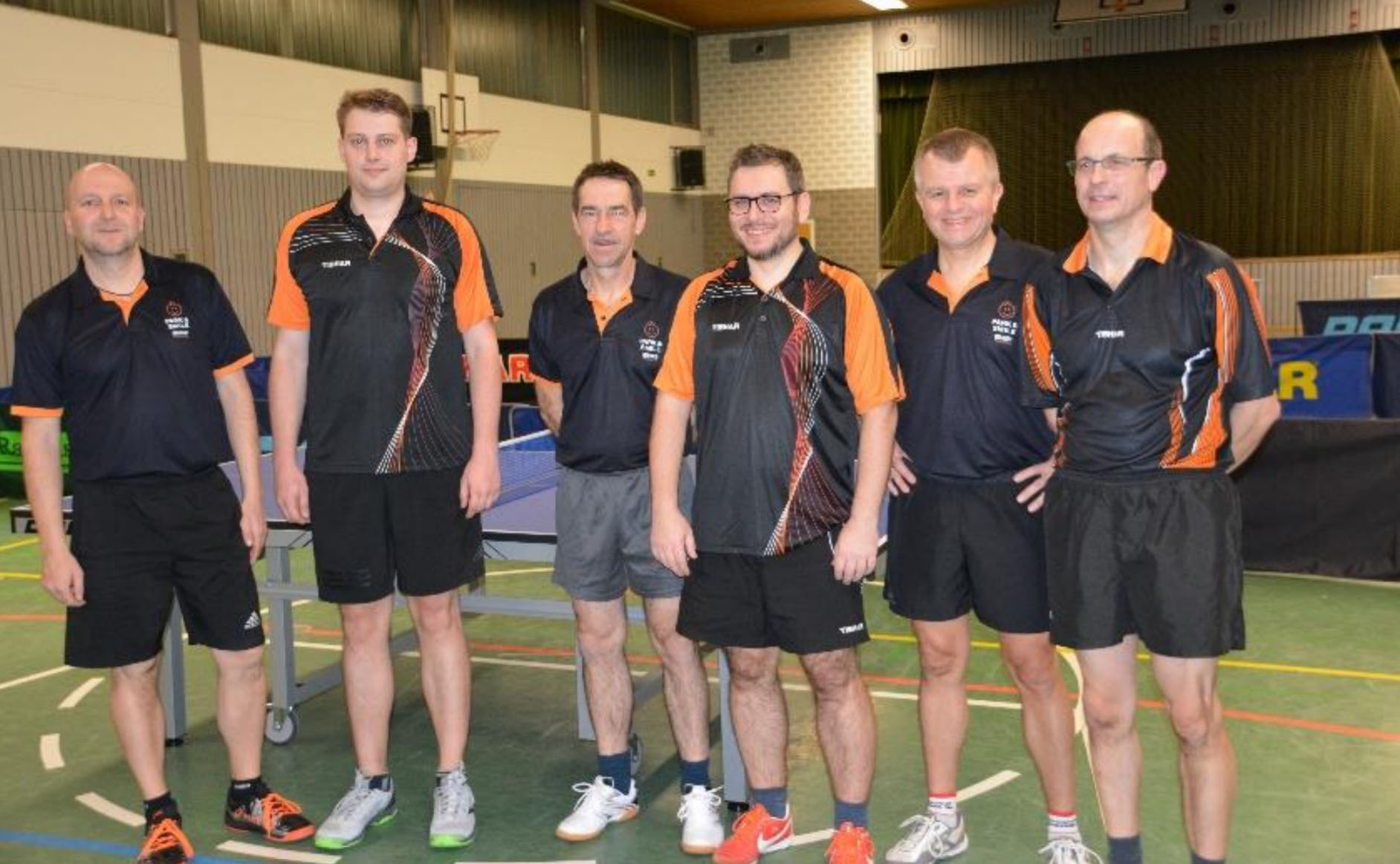 FC Heimertingen Tischtennis Herren1