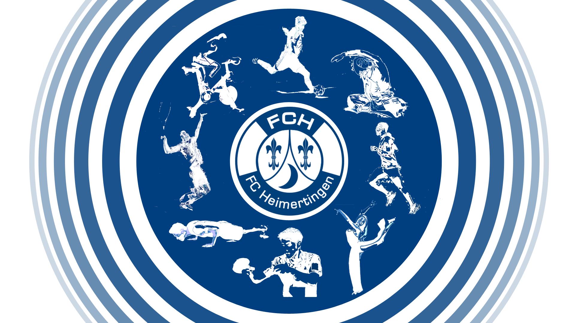FC Heimertingen Abteilungen mit Logo